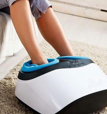 электрический массажер для ног