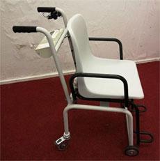 Весы кресло для инвалидов