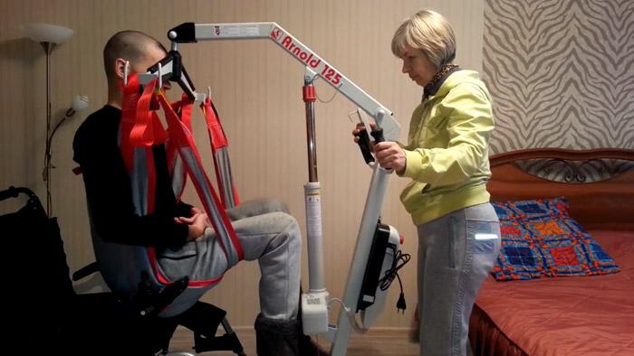 Подъемник для инвалидов фото