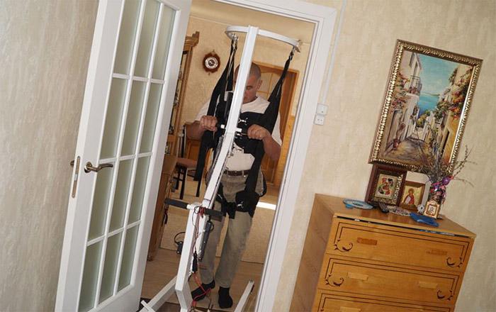 Вертикализаторы для инвалидов фото
