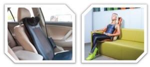 Автомобильные и домашние накидки во многом похожи