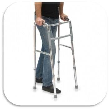 Ходунки для больных с перелом шейки бедра thumbnail