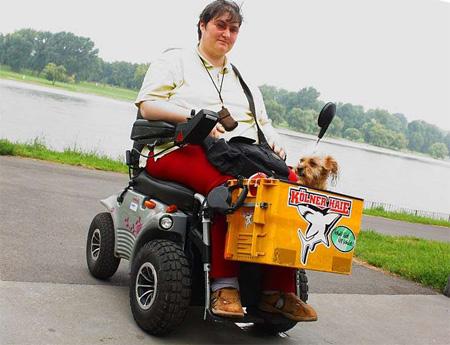 Инвалидные коляски из Германии с электроприводом