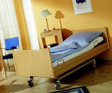 Домашний дизайн кровати с электроприводом