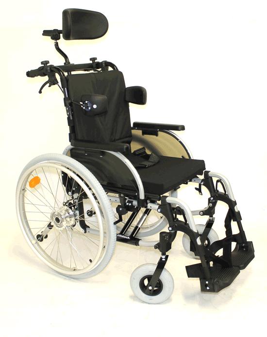 Инвалидная коляска Ottobock Start комплект 16