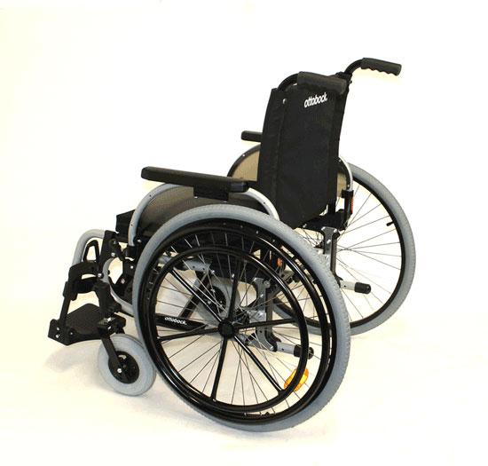 Инвалидная коляска Ottobock Start комплект 9