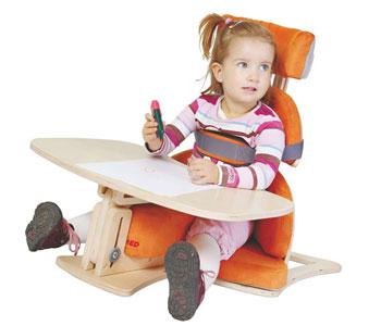 Опора для сидения для детей с ДЦП