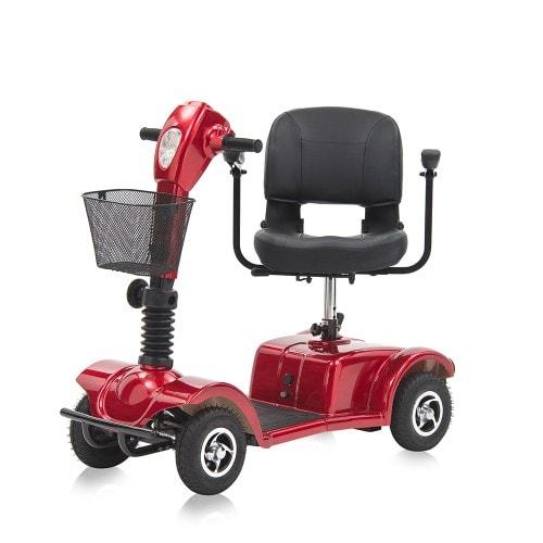 электроскутеры для инвалидов