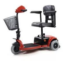 электроскутер для пожилых людей