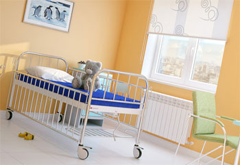 Детская функциональная кровать