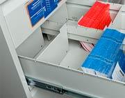 Медицинский шкаф для документов