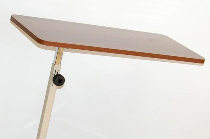 Прикроватный стол медицинский стандартный