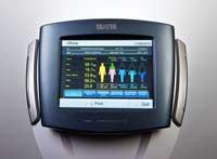 Профессиональные весы с анализатором состава тела